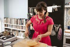 Still from my show Rachel Khoo's Kitchen Notebook London #RKKN