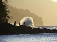 Ke'e Beach, Kauai  Photo Credit: Peter Raduca