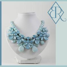 Collar Soft Azul  www.missbrumma.com