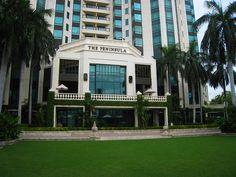 Peninsula Bangkok Hotel Review #TravelSort