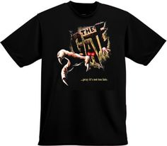 The-Gate-039-Pray-Its-Not-Too-Late-039-1987-Movie-SHIRT