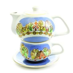 Handmade ceramics in the Catalog of St Elisabeth Convent. A wide selection of ceramic items made in St Elisabeth Convent. Ceramic Tableware, Ceramic Teapots, Chocolate Pots, Chocolate Coffee, Tea For One, How To Make Tea, Plate, Tea Set, Tea Cups