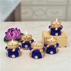 Diwali Decoration Lights, Diya Decoration Ideas, Diwali Decorations At Home, Festival Decorations, Kalash Decoration, Candle Decorations, Flower Decorations, Diwali Candle Holders, Diwali Candles