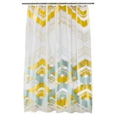 Room Essentials® Peva Shower Curtain - Yellow
