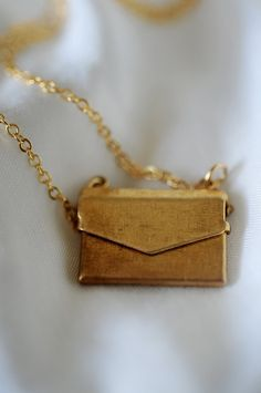 Love Letter Locket  Te amo by janiecox on Etsy, $21.00