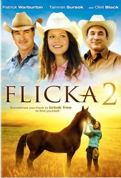 Watch Flicka 2 on The Hallmark Channel 3/29 at 8/7c!!!