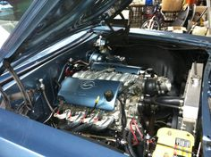 02 LS1 in a 65 Impala