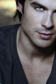 Ian Somerhalder.....those gorgeous eyes!