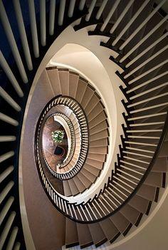 Escadaria ...