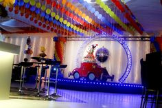 Como colar balões no teto – passo a passo – Blog Inspire sua Festa