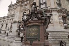 The Paris Opera House's alternate name is Opera Garnier, or Palais Garnier, named after its architec... - Curious Traveler