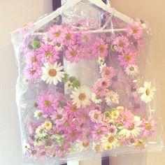 Flower vac pack vest