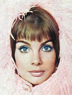 jean shrimpton, my favorite model from 60*s, i have her in my beatle scrapbook. &  she never got into acting, just modelling.  very pretty gal.