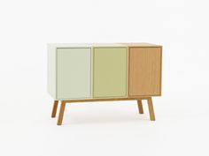 Whether it's a sideboard, sofa, or shelf - the modular furniture systems from Cubit will adapt to your needs: Simple , Individualized , And functional. Sideboard Buffet, Credenza, Design Moderne, Diy Furniture, Sweet Home, Shelves, Cabinet, Storage, Ideas