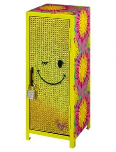 "I want this locker from ShopJustice.com It's called the ""Bling Smile Mini Locker"". (-:"