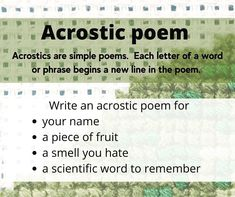Quick writes are a way to enage students in quickly generating ideas and drafting a text.#teachingwriting #writeforfun #wordplay Use Of Quotation Marks, Simple Poems, Word Line, Writing Goals, I Can Statements, Classroom Walls, Australian Curriculum, Teaching Writing, How To Know