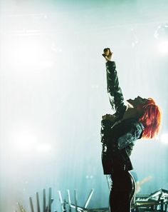 """I'm in a band. I don't go to church every Sunday. I love punk rock music. Sometimes I use swear words a lot. I respect and admire gay men and women. I'm obsessed with horror films. I know what shame feels like. And guess what old man? Jesus is still my Savior."" -Hayley Williams"