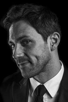 Steve Kazee - The 2012 Tony Award nominees, photographed by Matt Hoyle.