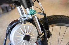 DIY Electric Motorized Bicycle   The Stuff We Build