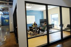 Tech company transforms former Leopold Bros. brewery into 'industrial but modern' office space