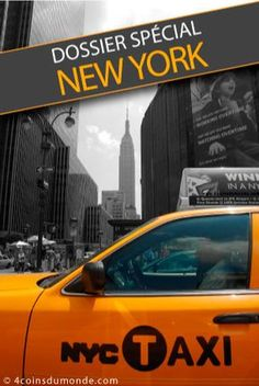 Idées pour préparer mon voyage à New York