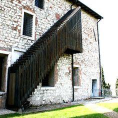 Carlo Scarpa stair