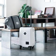 #Herschel Supply #Maleta Trade Carry On #White #luggage