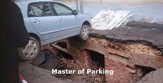 Master of Parking