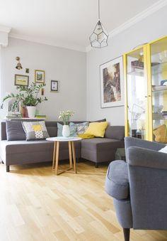 Wnętrza Zewnętrza - blog wnętrzarski: mieszkanie na górze