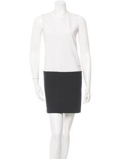 Gucci Sleeveless Panel Dress #CleanSlate #SpringMinimalism