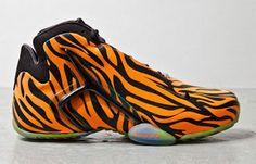 THE SNEAKER ADDICT: Nike Zoom Hyperflight Tiger Print Sneaker (Detaied Images)