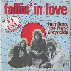 Fallin' in Love (Hamilton, Joe Frank & Reynolds song)