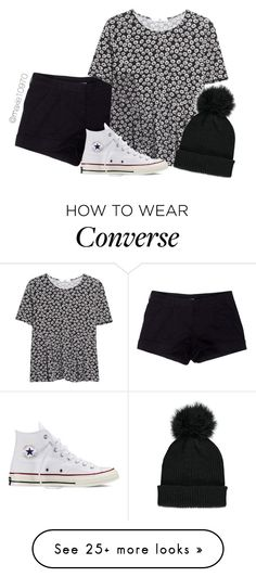 """""""Day dreamer"""" by maxie10970 on Polyvore featuring Prada Sport, MANGO, Forever 21 and Converse"""