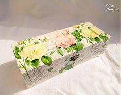 Šperkovnica ruže / HomeArt - SAShE.sk - Handmade Krabičky