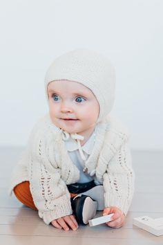 Merino wool, hand knit baby bonnet by a mother in Ukraine, Founded in Ålesund, Norway Alesund, Baby Knitting, Ukraine, Norway, Merino Wool, Winter Hats, Fashion, Moda, Fashion Styles