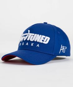 906dd2ac68909 Hardtuned Osaka Flat Brim Cap Snapback Cap