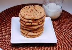 Peanut Butter and Bacon Cookies - 10th Kitchen