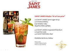 Saint James Mojito A La Francaise