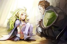 Gregor and Nowi <3