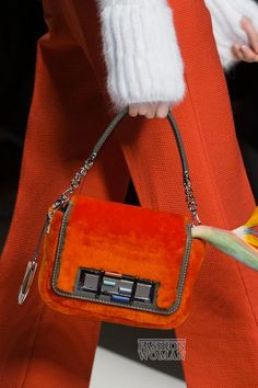 Fall-winter 2015 Trends: Furry Bags