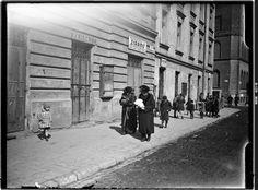 Plac Nowy na Kazimierzu, fot. nieznany, ok. 1930.