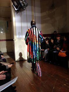 Maison Martin Margiela Artisanal S/S 2014-15 show Photography: Florence Tétier