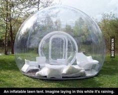I could finally enjoy nature.  Shut up and take my money.