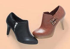 Ease into autumn - sleek, chic shooties for women + BOGO & Free Shipping from Payless! - http://www.pinchingyourpennies.com/ease-autumn-sleek-chic-shooties-women-bogo-free-shipping-payless/ #BOGO, #Couponcode, #Fallfashion, #Freeshipping, #Payless, #Pinchingyourpennies, #Shooties