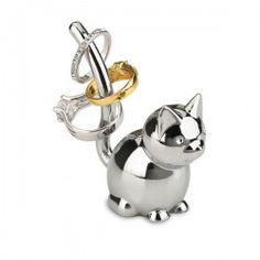 Porte bague Chat Jewelry Tray, Cat Jewelry, Jewelry Holder, Jewellery Storage, Jewelry Organization, Ring Holders, Jewelry Closet, Jewellery Stand, Ring Storage