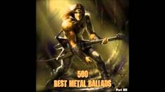 500 Best Metal Ballads (Part Heavy Metal, Grace Potter, Look At You, Classic Rock, Rock And Roll, Wonder Woman, Superhero, Facebook, Youtube