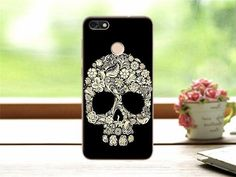New Arrival Dark Man's Case For Huawei Enjoy 7 For Huawei Y6 Pro 2017 Phone Case , Silicone Case Cover For Huawei P9 Lite Mini