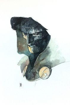Dr. Doom  Illustration by Alex Maleev  Website ll Facebook ll Twitter