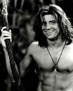 Remember when George was BRENDAN FRASER and PEOPLE WERE NOT THE SAME AFTER THEY SAW HIM???