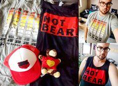 Our Friend Nico is very happy with his awesome ProudBears things! #Bear #InstaBear #Bearsexy #Growlr #Bearporn #Bearwoof #ChaserBear #BearCruise #Bearcelona #BearChest #MuscleBear #Beards #ChubbyBear #Beardlife #Beardporn #GayBear #GayBeard #bearscubsandbeards #bearsofinstagram #proudbears #cubs #scruff #BeardedVillians #instagay #bearweek365 #hairychest #bearstagram #beardedgay #bearsandcubs #bearwear